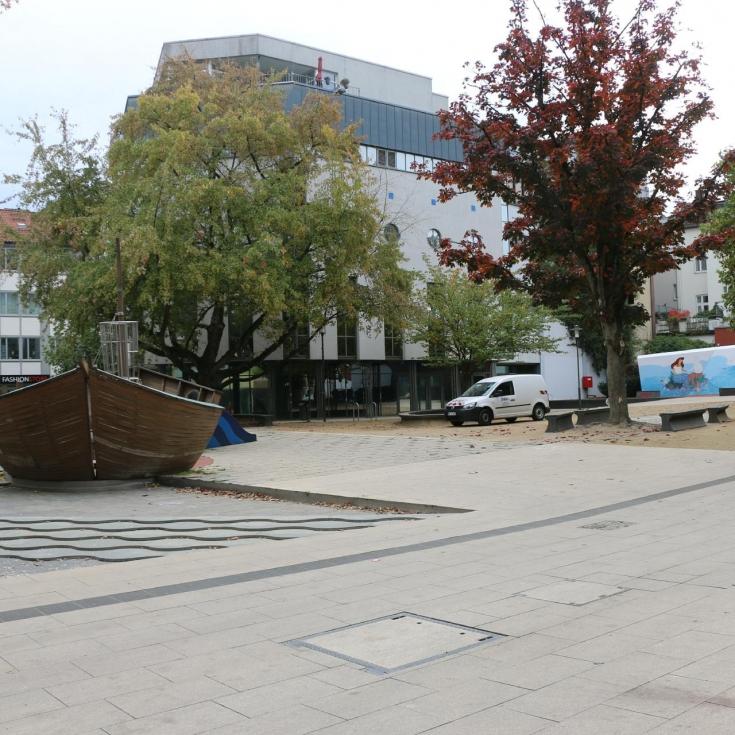Bild 7: Linnenbauerplatz