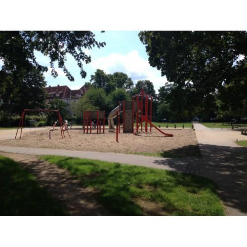 Bild 1: Luna Park Hansering