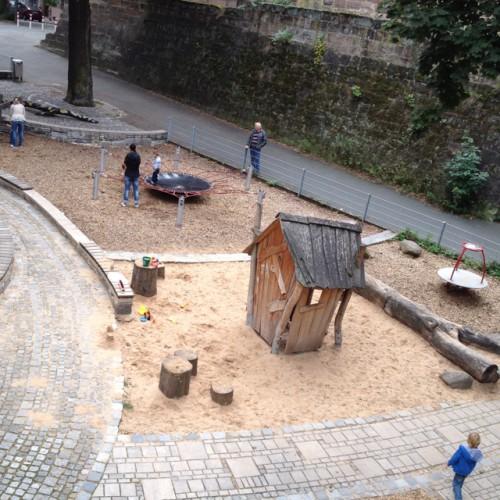 Bild 3: Maxtor Spielplatz