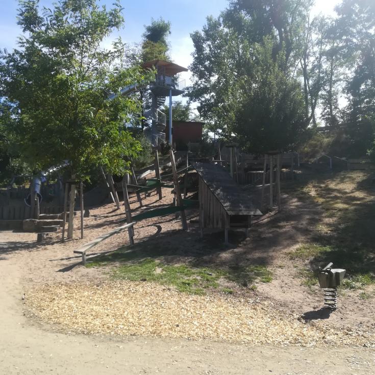 Bild 6: Mehrgenerationenpark 2