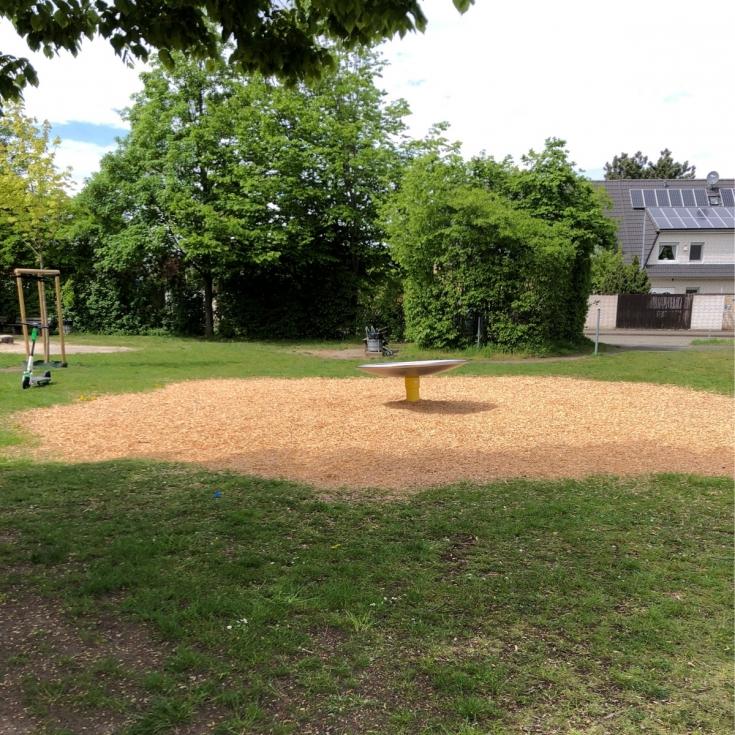 Bild 5: Messe-Spielplatz