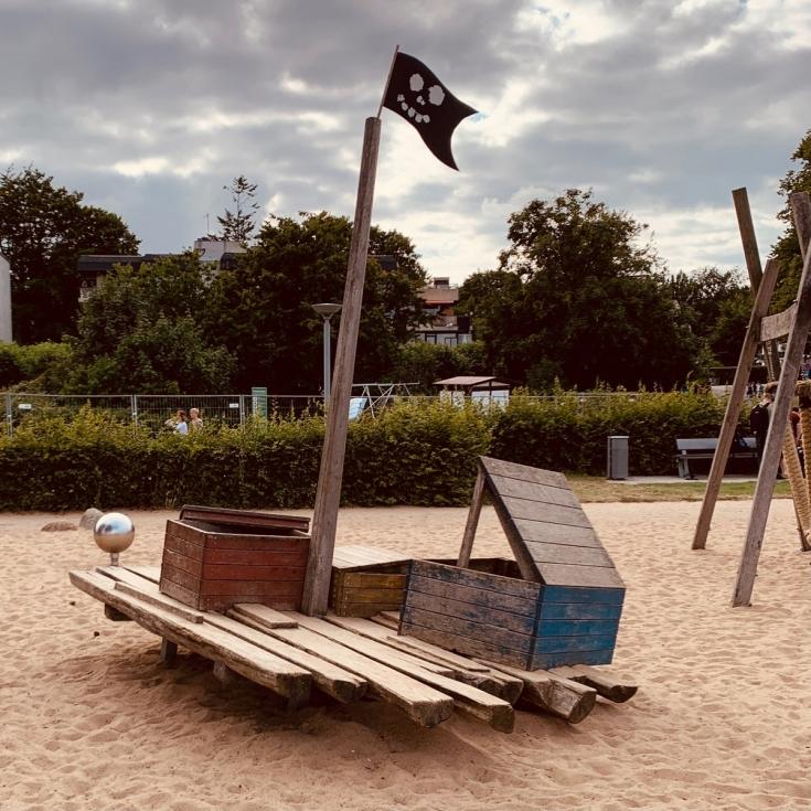 Bild 1: Mövenstein Spielplatz