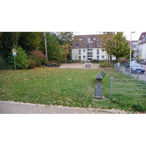 Bild 1: O8 - Käthe-Kollwitz-Weg