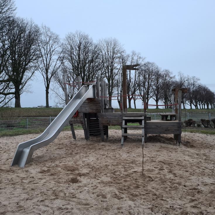 Bild 1: Rheinallee
