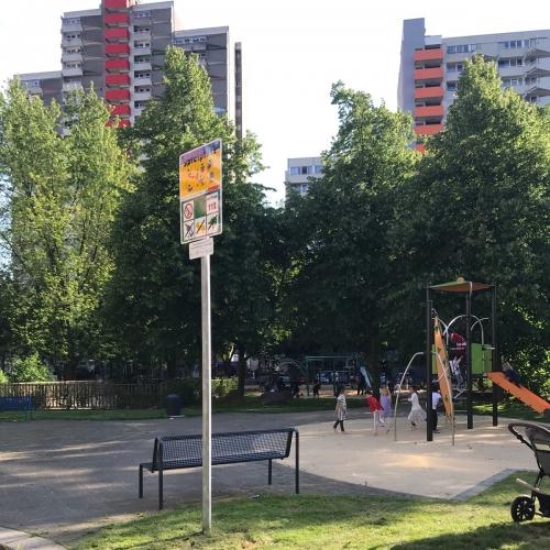 Bild 7: Osloer Straße