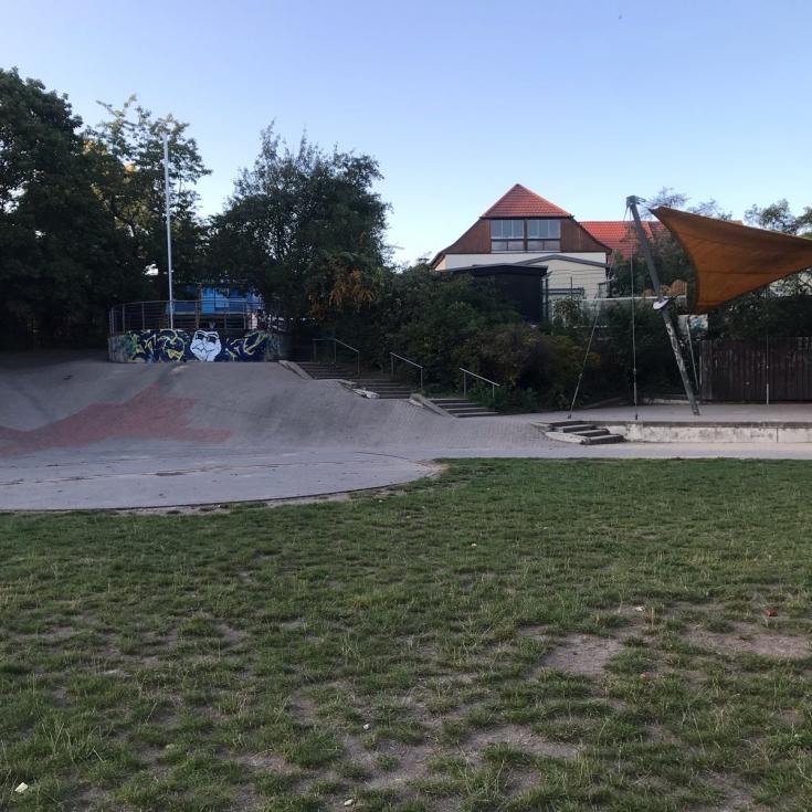 Bild 2: Polizeispielplatz