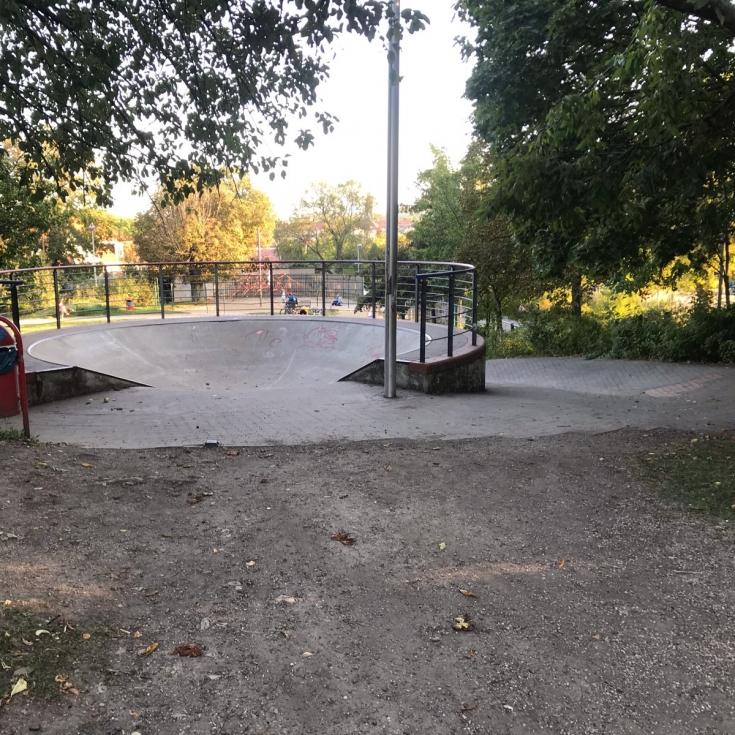 Bild 6: Polizeispielplatz