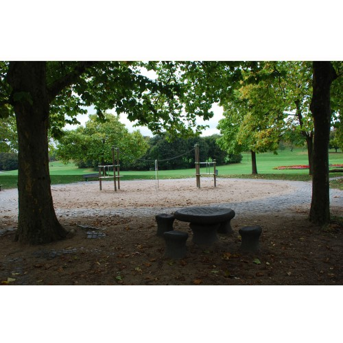 Bild 5: Rheinaue/ Kleiner Spielplatz