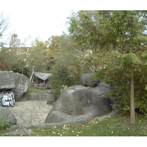 Bild 3: Richterstraße / Ayers Rock