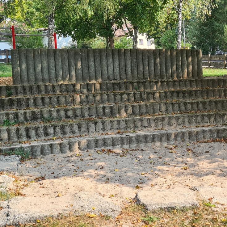 Bild 6: Rosenstraße Spielplatz