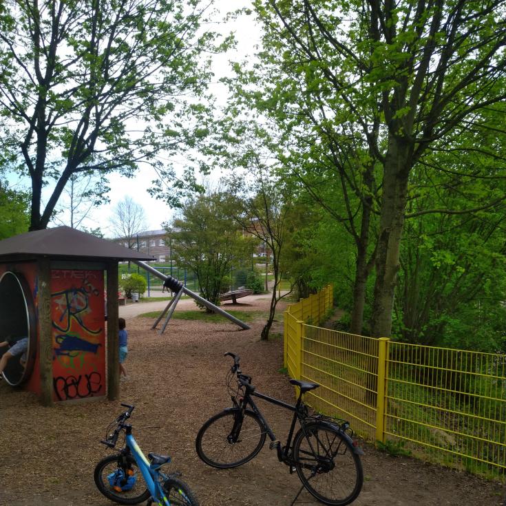 Bild 3: Schelerstraße / Jaspersstraße
