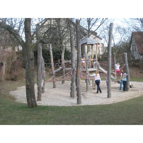 Bild 1: Schemppstrasse nähe Feuerwehrhaus