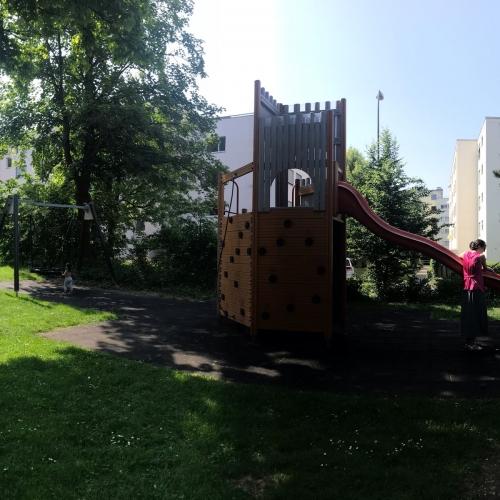 Bild 1: Schlossgasse