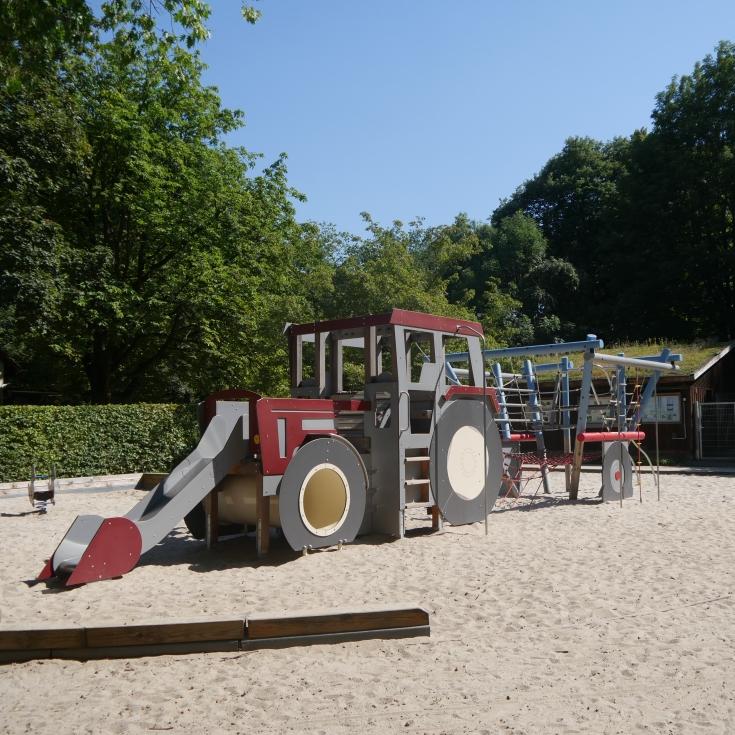 Bild 1: Schul- und Bürgergarten am Dowesee