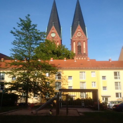 Bild 1: Schulstraße 18-20