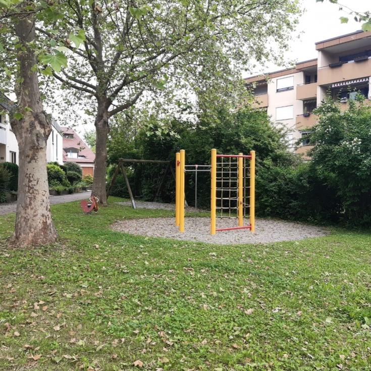 Bild 1: Schumannstraße