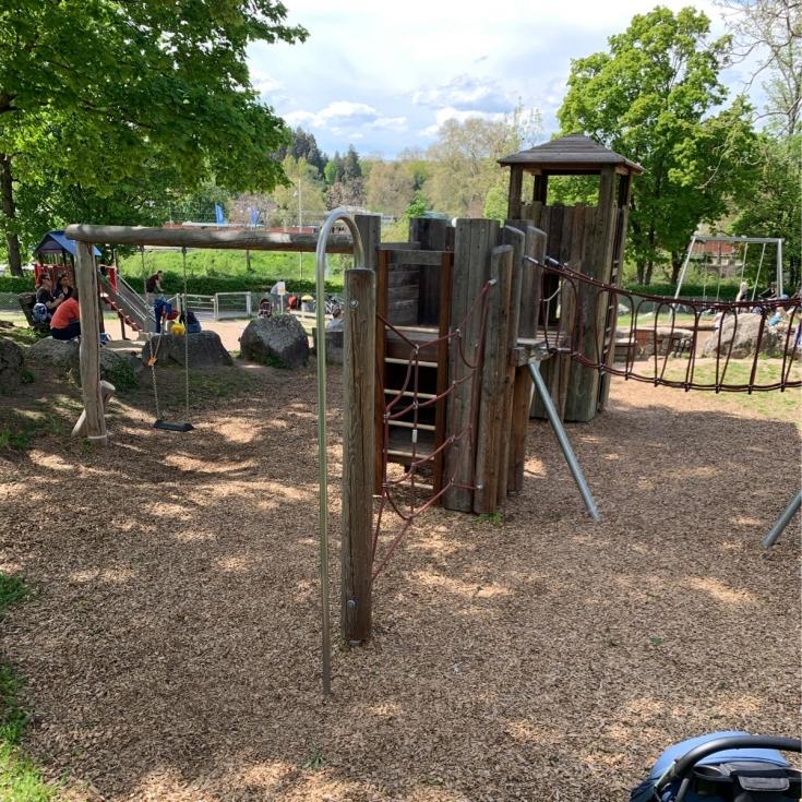 Bild 1: Spielplatz Seilerwasen