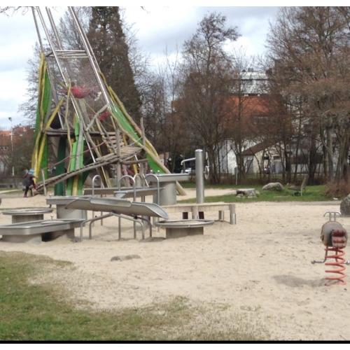 Bild 2: Siebeneck Stadtgarten
