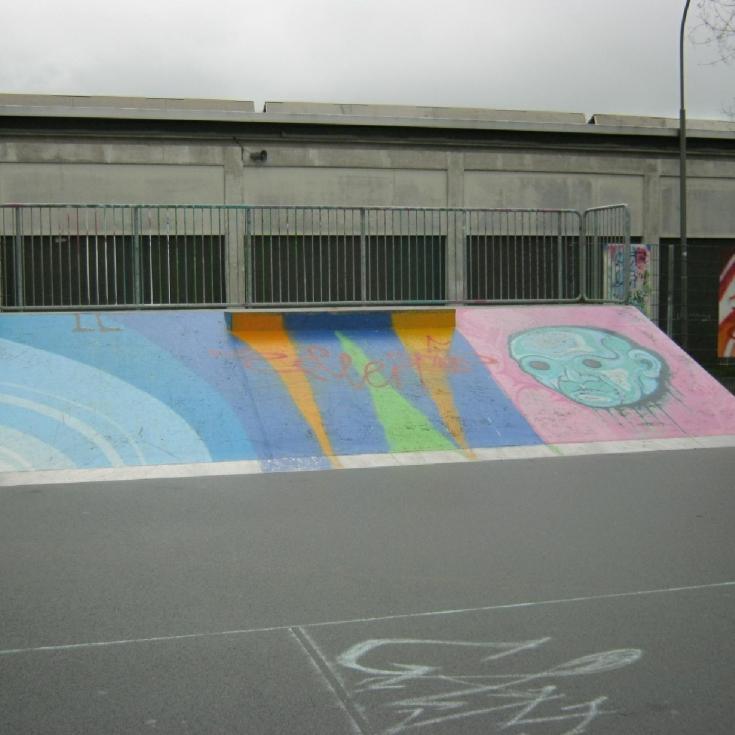 Bild 11: Skate- und BMX-Park Werrestraße
