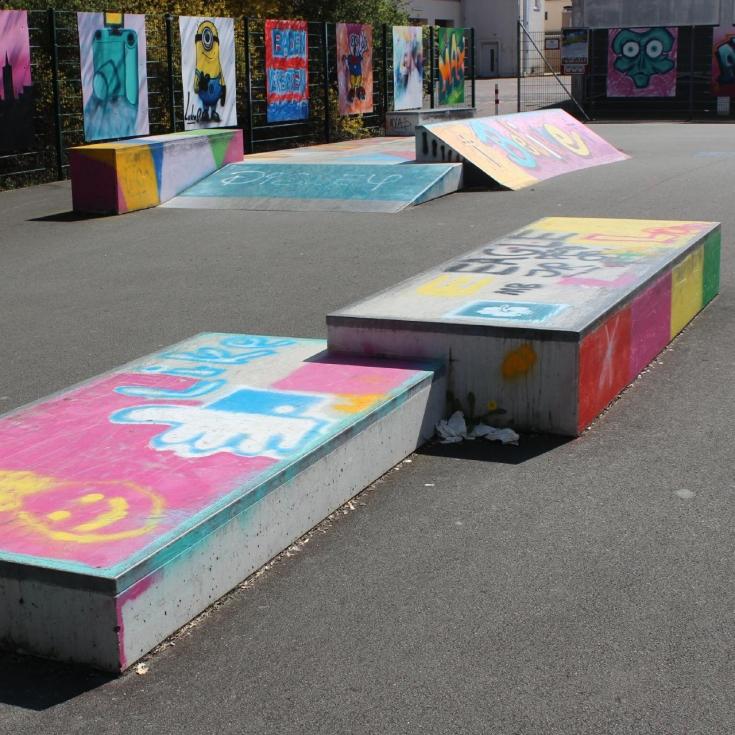 Bild 14: Skate- und BMX-Park Werrestraße