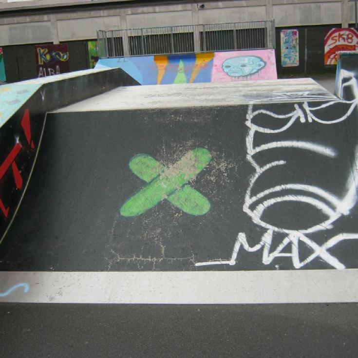 Bild 5: Skate- und BMX-Park Werrestraße