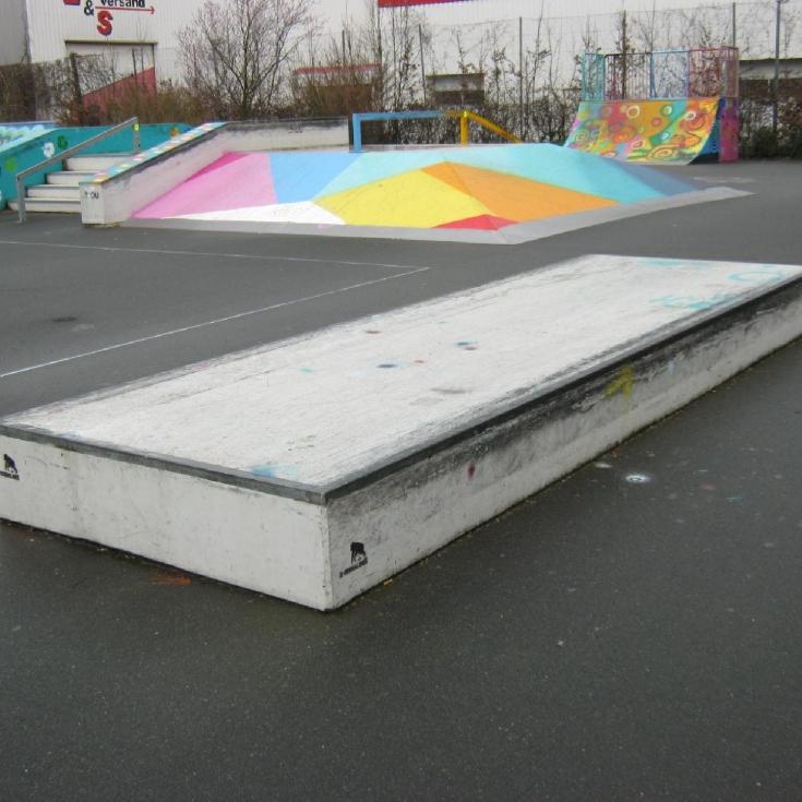 Bild 16: Skate- und BMX-Park Werrestraße