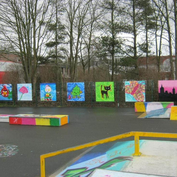 Bild 25: Skate- und BMX-Park Werrestraße