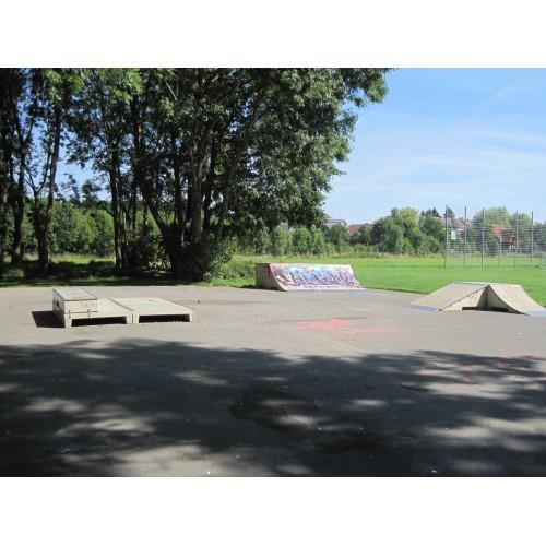 Bild 1: Skateranlage Drensteinfurt