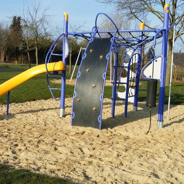 Bild 4: Spiel- und Bolzplatz Dorfspielplatz Niedereickum