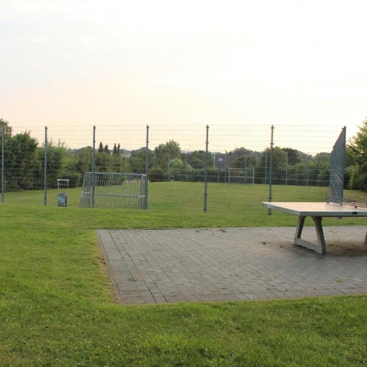 Bild 1: Spiel- und Bolzplatz Grüne Straße
