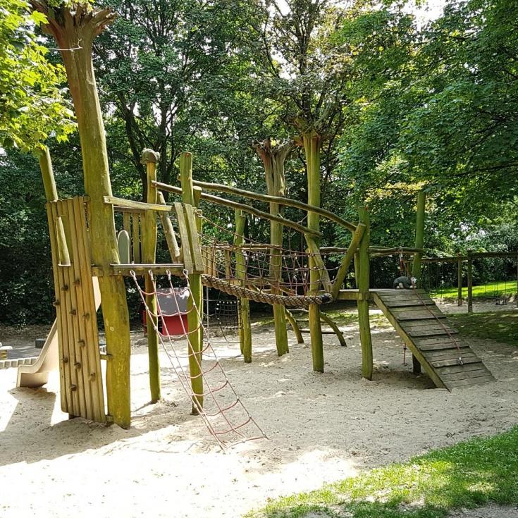 Bild 1: Spiel- und Bolzplatz Hexenplatz Schulbrink