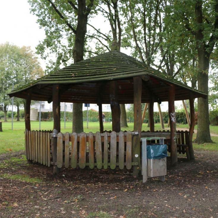 Bild 30: Spiel- und Bolzplatz Hexenplatz Schulbrink