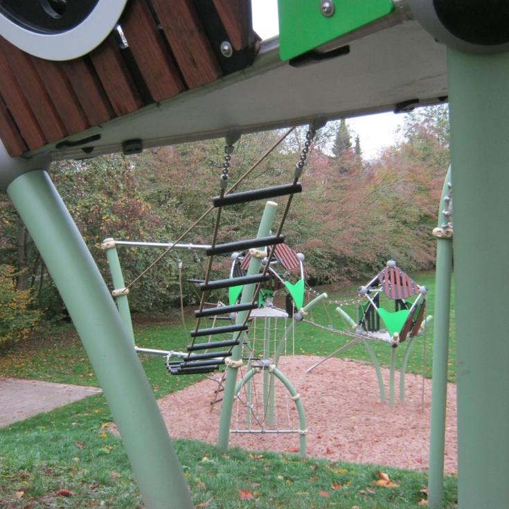 Bild 4: Spiel- und Bolzplatz im Kleinen Feld