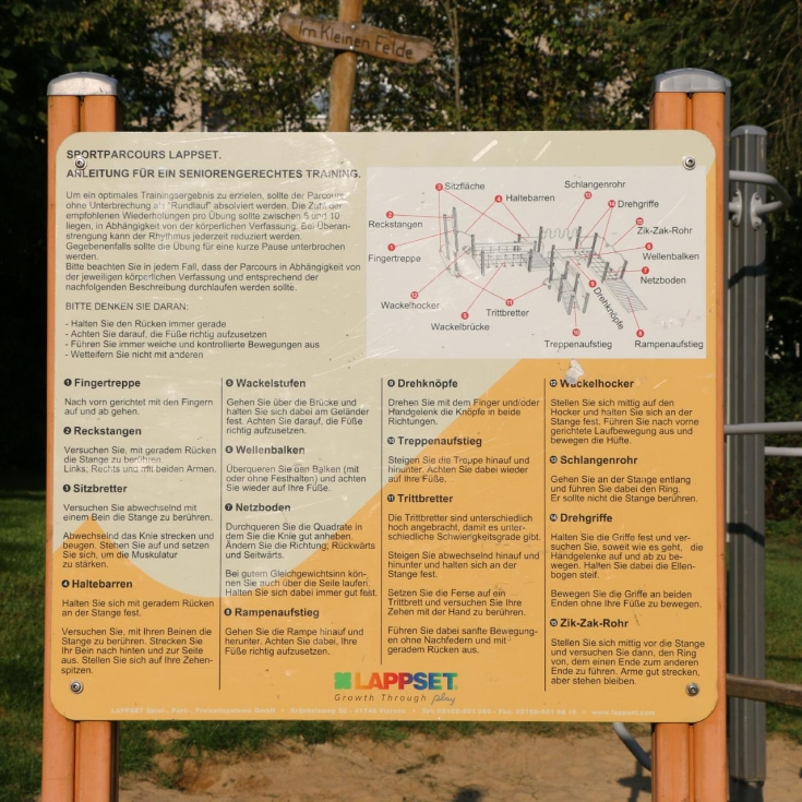 Bild 17: Spiel- und Bolzplatz im Kleinen Feld