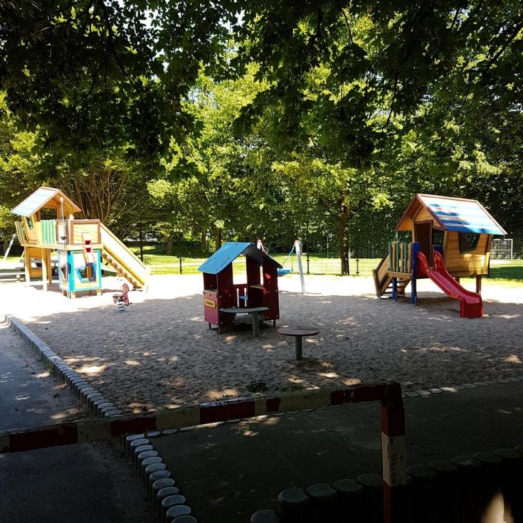 Bild 15: Spiel- und Bolzplatz Sennenbusch