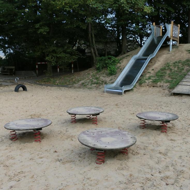 Bild 5: Spiel- und Bolzplatz Sennenbusch