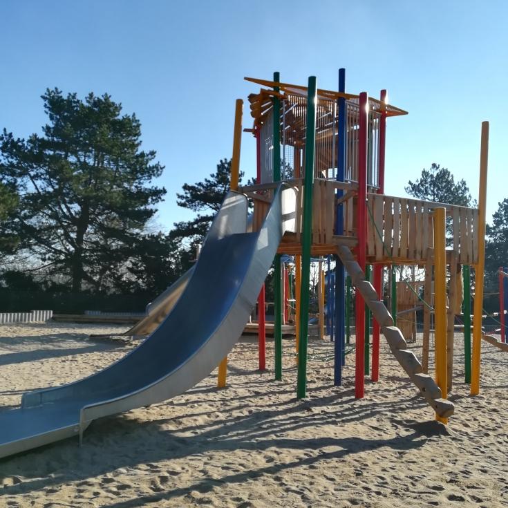 Bild 6: Spiellandschaft Rheinaue