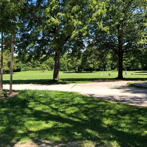 Bild 3: Spielpark im Wohnring Perlach