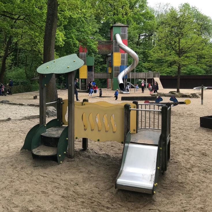 Bild 8: Spielplätze im Allwetterzoo Münster