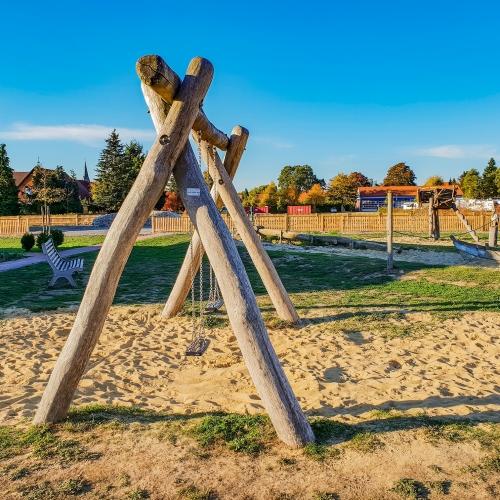Bild 1: Spielplatz am Ehmken Hoff