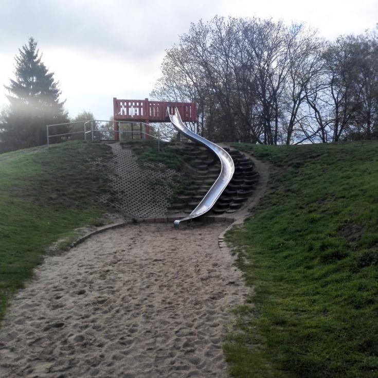 Bild 1: Spielplatz am Europaring