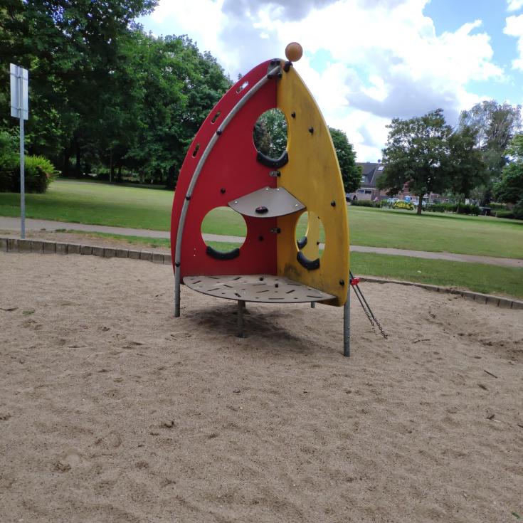 Bild 11: Spielplatz am Pappelsee