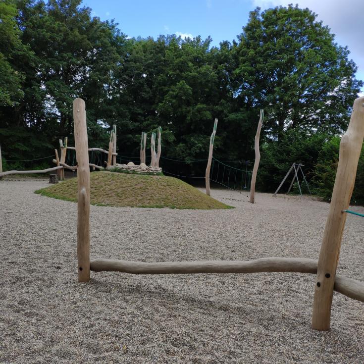 Bild 15: Spielplatz am Pappelsee