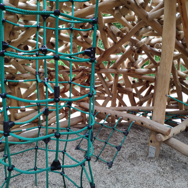 Bild 3: Spielplatz am Pappelsee