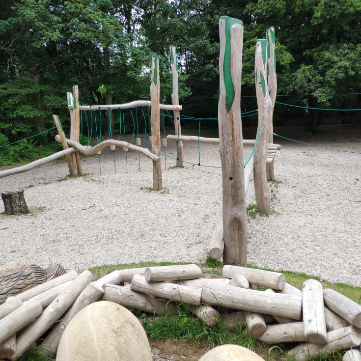 Bild 13: Spielplatz am Pappelsee
