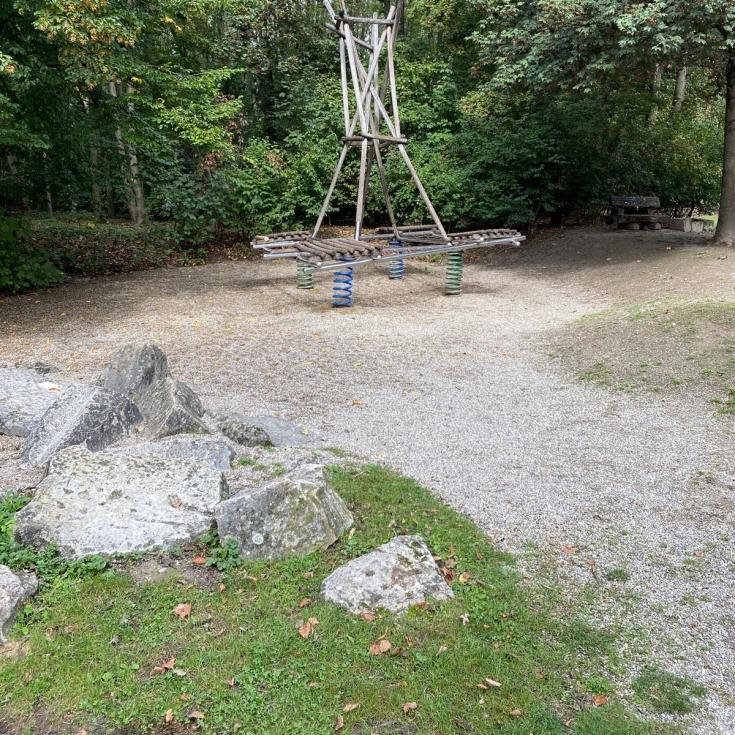 Bild 4: Spielplatz Am Regenbogen im Klenzepark
