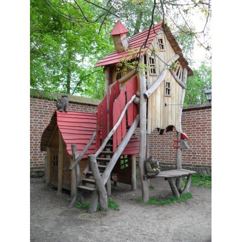 Bild 5: Spielplatz an der alten Burg