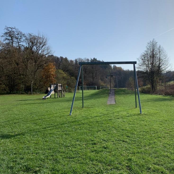 Bild 4: Spielplatz an der Schwarzach