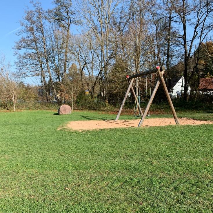 Bild 3: Spielplatz an der Schwarzach