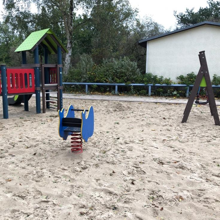 Bild 5: Spielplatz an der Strandpromenade